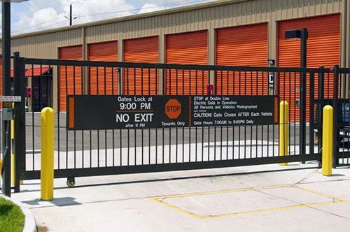 Gate Automation Storage Salt Lake City